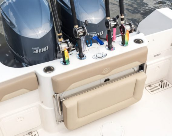 A Holder for Every Rod - 6 Rod Holders Here