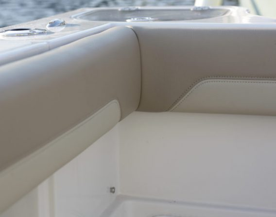 Comfort and Safety - Plush Seating