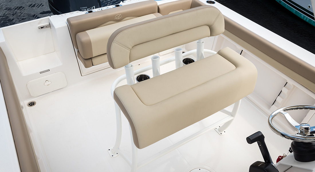 241 Center Console - Leaning Post